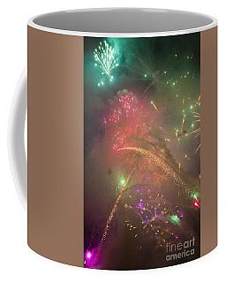 Sparked Sky Coffee Mug