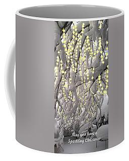 Sparkling Christmas Coffee Mug