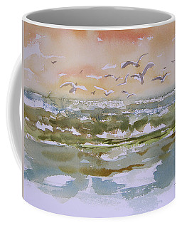 Sparkling Surf Coffee Mug