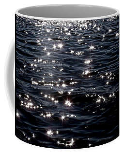 Sparkling Waters At Midnight Coffee Mug
