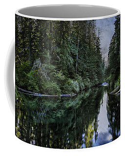 Spawning A River Coffee Mug