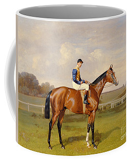 Spearmint Winner Of The 1906 Derby Coffee Mug