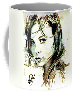 Special Friend Portrait Coffee Mug