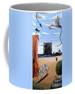 Species Differentiation -darwinian Broadcast- Coffee Mug
