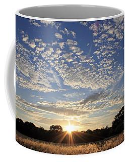 Spectacular Sunset England Coffee Mug