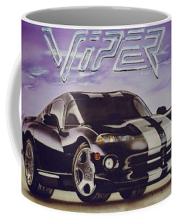 Speed At A Standstill Coffee Mug