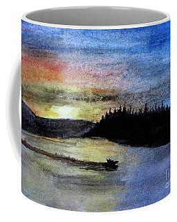 Speed Home Coffee Mug