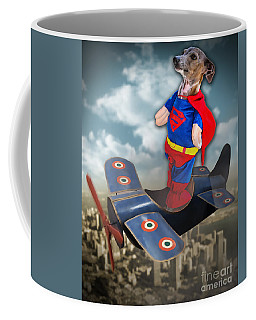 Speedolini Flying High Coffee Mug