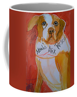 Spencer The Pit Bull Coffee Mug