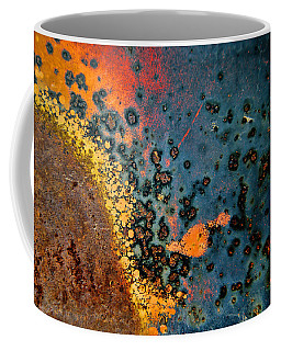 Spew Coffee Mug by Leanna Lomanski