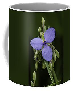 Spiderwort 2 Coffee Mug