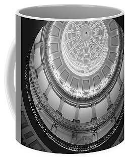 Spiral Dome Coffee Mug