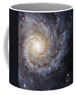 Spiral Galaxy M74 Coffee Mug