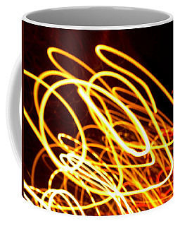 Spiral Light Among Dwellers About The City 2 Coffee Mug