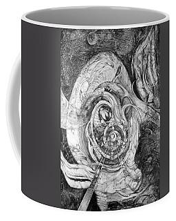 Spiral Rapture 2 Coffee Mug