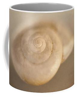 Spiral Shell 2 Coffee Mug