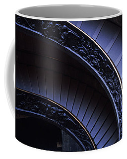 Spiral Staircase, Vatican Museum, Rome Coffee Mug