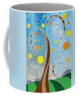 Spiralscape Coffee Mug