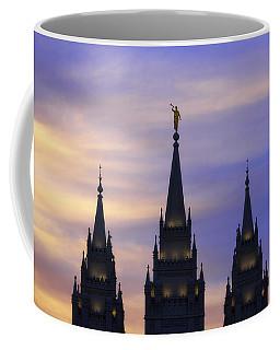 Spires Coffee Mug by Chad Dutson