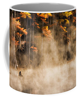 Coffee Mug featuring the photograph Spirit Dance by Lana Trussell