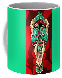Spirit  Coffee Mug by Debbie Chamberlin
