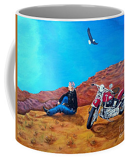 Spirit Eagle Coffee Mug