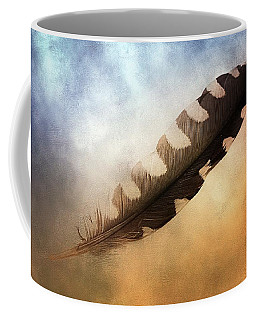 Spirit Feather Coffee Mug