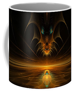 Spirit In The Sky Coffee Mug