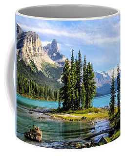 Spirit Island Coffee Mug