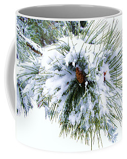 Coffee Mug featuring the photograph Spirit Of Pine by Margie Amberge