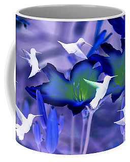 Spirit Of The Humming Bird Coffee Mug