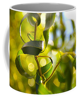 Spirit Of The Willow Coffee Mug by Tracy Male