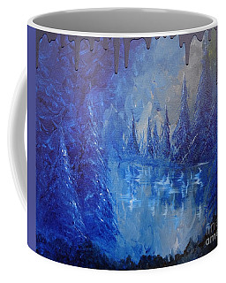 Spirit Pond Coffee Mug by Jacqueline Athmann
