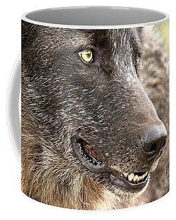 Spitfire Of Yellowstone National Park Coffee Mug