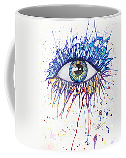 Splash Eye 1 Coffee Mug