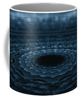Splash Coffee Mug by GJ Blackman