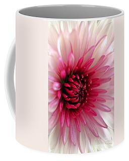 Splash Of Pink Coffee Mug by Deb Halloran