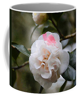 Splash Of Pink Coffee Mug