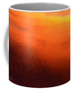 Splash Of Sunset  Coffee Mug