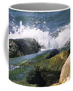Splashing Rocks Coffee Mug