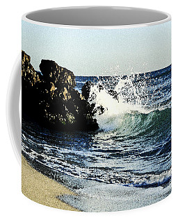 Splashing Wave Coffee Mug