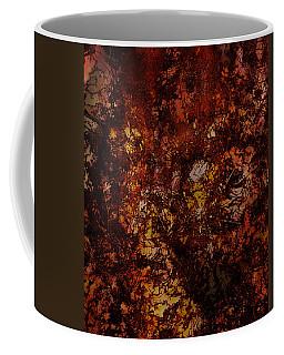 Splattered  Coffee Mug