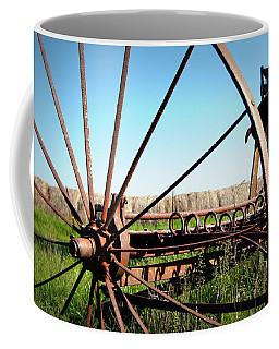 Spokes Coffee Mug