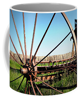 Spokes Coffee Mug