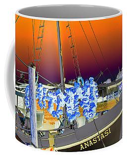 Sponge Boat Sabattier Coffee Mug