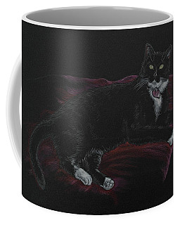 Spooky The Cat Coffee Mug