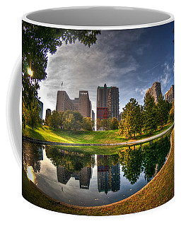 Coffee Mug featuring the photograph Spoonful Of St. Louis by Deborah Klubertanz