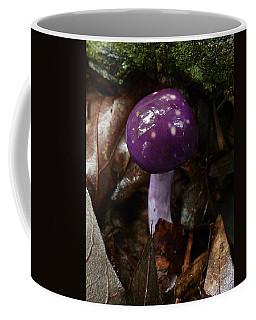 Spotted Cortinarius Mushroom Coffee Mug