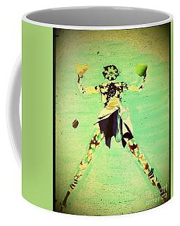 Spread Eagle Coffee Mug by Jacqueline McReynolds