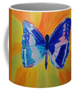 Spreading My Wings Coffee Mug